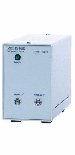 GW Instek gcp-206p Sonda de corriente, Fuente de alimentación, 2canales, gcp-530/1030
