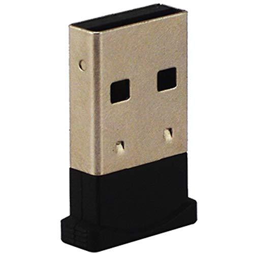 Ballylelly CSR4.0 Adaptador USB 4.0 USB Dongle Transmisor inalámbrico de Receptor de Sonido de música para multímetro Digital Owon
