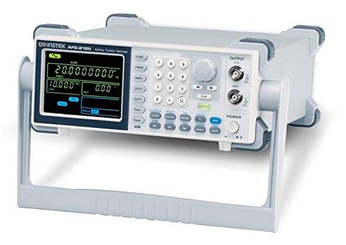 GW Instek AFG-2012 - Generador de funciones arbitrarias con pantalla LCD de 3,5 cm